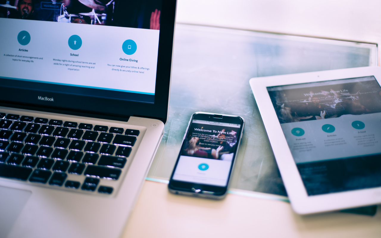 Responsive web design – What is it?